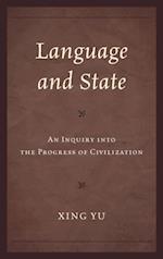 Language and State af Xing Yu