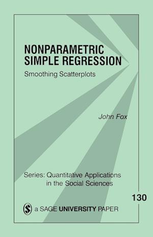 Nonparametric Simple Regression af John Fox