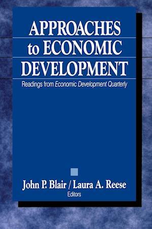 Approaches to Economic Development af John P. Blair
