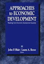 Approaches to Economic Development af John P. Blair