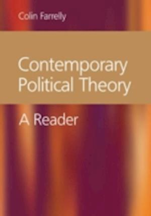 Contemporary Political Theory af Colin Farrelly