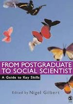 From Postgraduate to Social Scientist af Gilbert