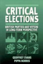Critical Elections af Geoffrey Evans, Pippa Norris