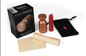 Game of Thrones: Hand of the King Wax Seal Kit af Running Press