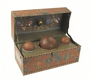 Harry Potter Collectible Quidditch Set af Running Press