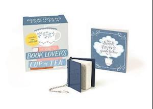 Bog, paperback The Book Lover's Cup of Tea af Running Press