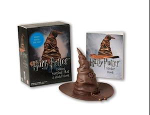 Bog, paperback Harry Potter Talking Sorting Hat and Sticker Book af Running Press