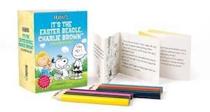 Bog, paperback It's the Easter Beagle, Charlie Brown Coloring Kit af Charles M. Schulz