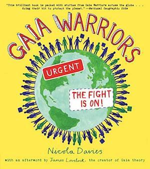 Gaia Warriors af James Lovelock, Nicola Davies