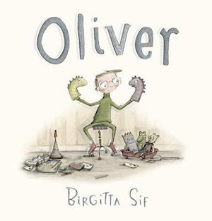 Oliver af Birgitta Sif