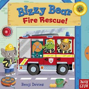 Fire Rescue! af Nosy Crow