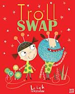Troll Swap af Leigh Hodgkinson