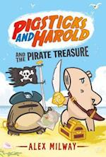 Pigsticks and Harold and the Pirate Treasure (Pigsticks and Harold)