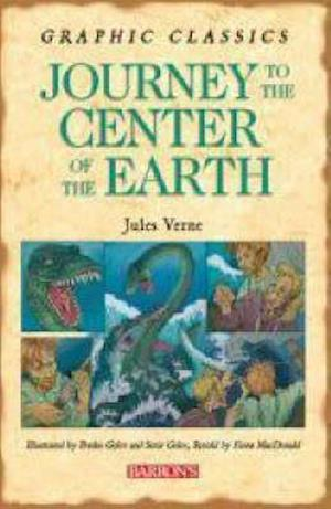 Journey to the Center of the Earth af Jules Vernes