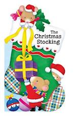 The Christmas Stocking (Little People Shape Books)