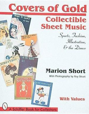 Covers of Gold af Marion Short