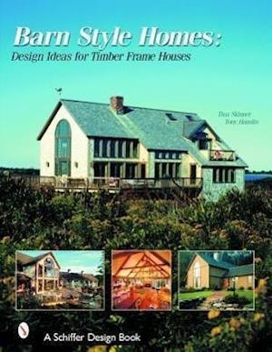Bog, hardback Barn-Style Homes af Tina Skinner