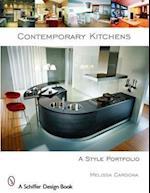Contemporary Kitchens (Schiffer Design Book)
