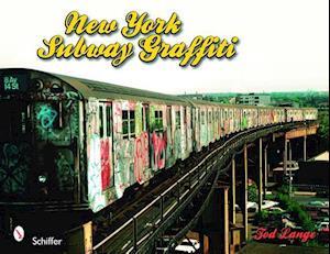 New York Subway Graffiti af Tod Lange