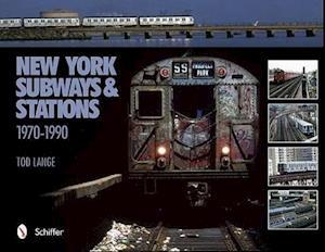 Bog, hardback New York af Tod Lange
