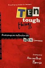 Ten Tough Things af Rick Lawrence