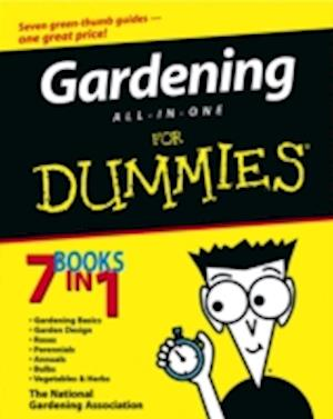 Gardening All-In-One for Dummies af The National Gardening Association, Sally Roth, Kathleen Fisher