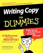 Writing Copy For Dummies (For Dummies S)