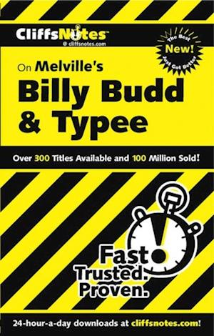 CliffsNotes on Melville's Billy Budd & Typee af Mary Ellen Snodgrass