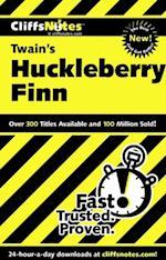 CliffsNotes on Twain's The Adventures of Huckleberry Finn af Robert Bruce