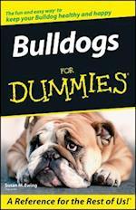 Bulldogs For Dummies af Consumer Dummies, Susan M Ewing