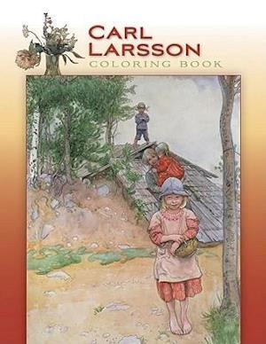 Carl Larsson Coloring Book af Carl Larsson