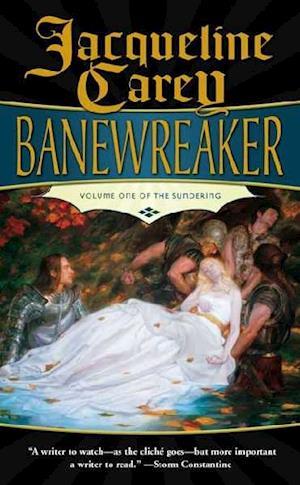 Bog, paperback Banewreaker af Jacqueline Carey