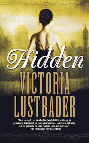 Bog, paperback Hidden af Victoria Lustbader