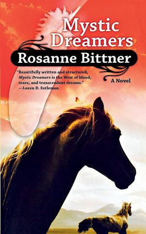 Bog, paperback Mystic Dreamers af Rosanne Bittner