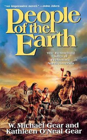 Bog, paperback People of the Earth af W. Michael Gear