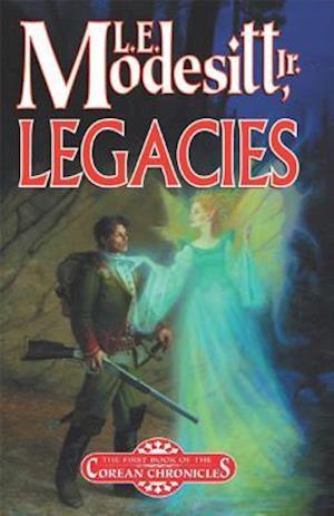 Bog, paperback Legacies af L. E. Modesitt