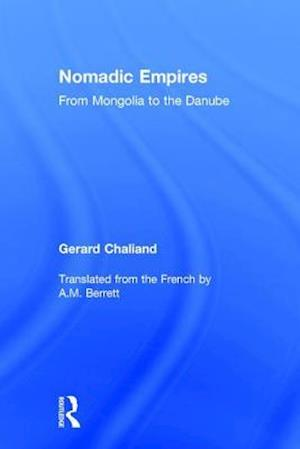 Nomadic Empires af Gerard Chaliand