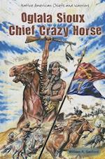 Oglala Sioux Chief Crazy Horse af William R. Sanford