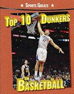 Top 10 Dunkers in Basketball (Sports Greats)