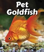 Pet Goldfish (All about Pets Paperback)