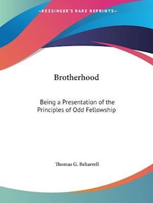 Brotherhood af Thomas G. Beharrell