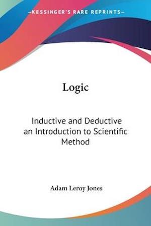Logic af Adam Leroy Jones