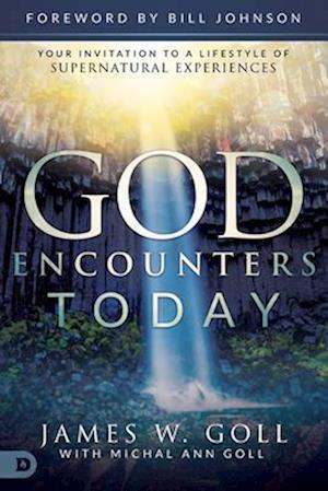 Bog, paperback God Encounters Today af James W. Goll