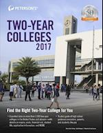 Peterson's Two-Year Colleges 2017 (PETERSON'S TWO YEAR COLLEGES)