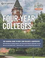 Peterson's Undergraduate Guidance Set 2017 (Petersons Undergraduate Guidance Set)