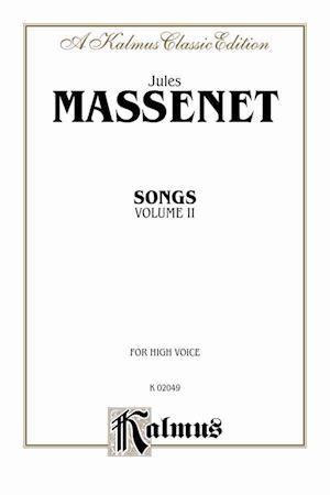 Songs af Jules Massenet