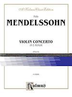 Violin Concerto in E Minor, Opus 64 af Felix Mendelssohn