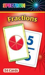 Spectrum Fractions Cards af Inc. Carson-Dellosa Publishing Company