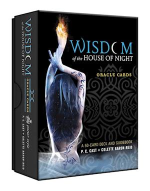 Wisdom of the House of Night Oracle Cards af P C Cast