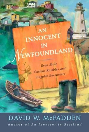 Innocent in Newfoundland af David McFadden